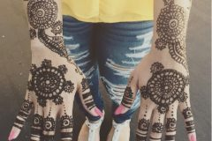 Beautiful henna designs for any occasion!